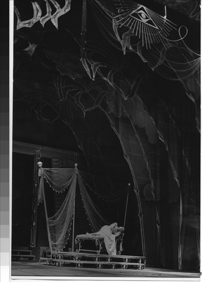 Kouzelná flétna, 1960, Státní divadlo Ostrava 48-95