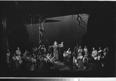 Braniboři v Čechách, 1955, Státní divadlo Ostrava 48-95