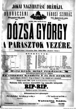 OMNIA - Dózsa György a parasztok vezére történeti dráma 5