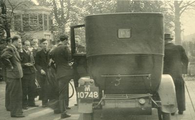 De ondergedoken wagens keren weer terug
