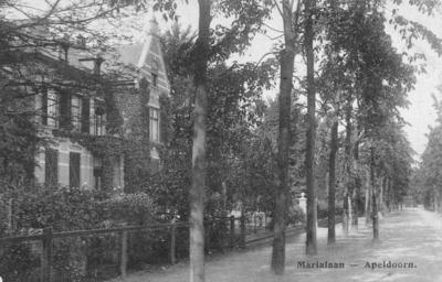 Het opschrift op de ansicht is verkeerd. Het betreft een villa aan het Wilhelminapark 7. Dit is het woonhuis van Burgemeester Tutein Nolthenius geweest.