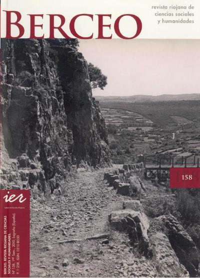 Algunos apuntes de antroponimia antigua. La Rioja