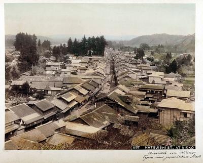 1197 Hatsuishi St., at Nikko