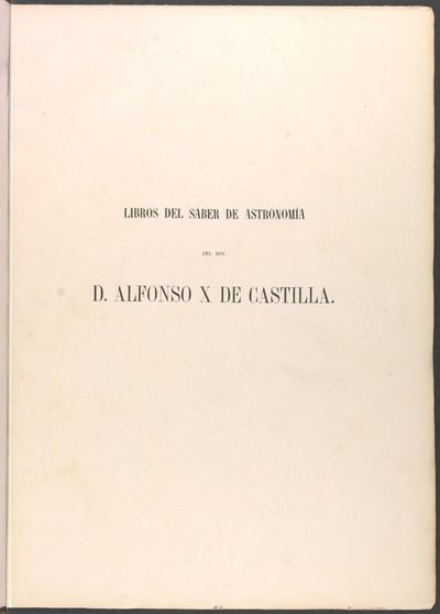 Libros del saber de astronomía; Bd. 4