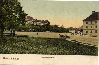 Hermannstadt - Hermannsplatz