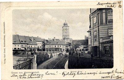 Gruss aus Hermannstadt. Kleiner Ring
