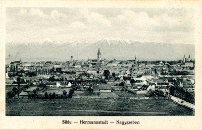 Sibiu - Hermannstadt - Nagyszeben