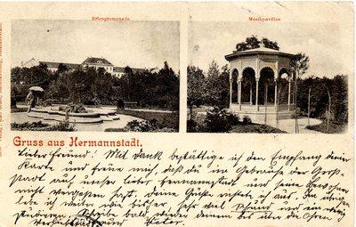 Gruss aus Hermannstadt