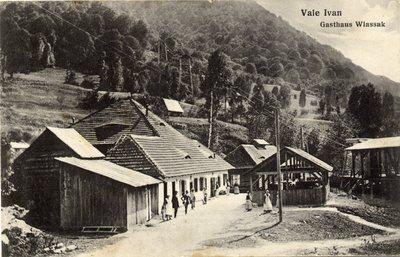 Sibiu - Vale Ivan. Gasthaus Wlassak