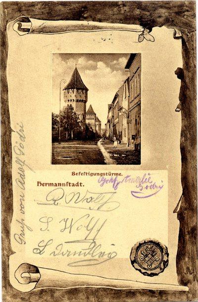 Hermannstadt - Befestigungsturme