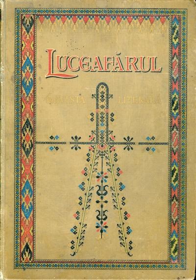 LUCEAFĂRUL-Revistă ilustrată pentru literatură și artă. Anul VIII, 1909.