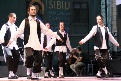 Festivalul European de Cultura si Arta Evreiasca - Euroiudaica 2007