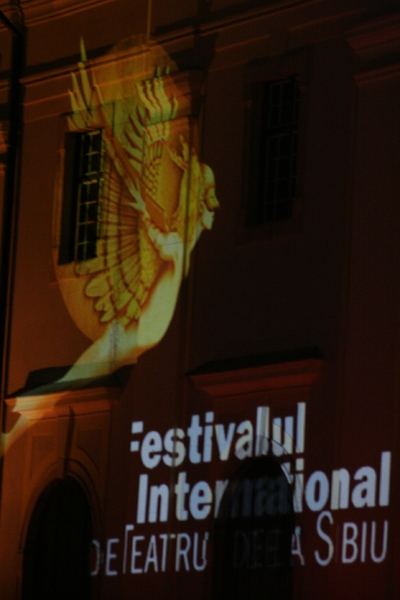 Ceremonia de deschidere a Festivalului International de Teatru de la Sibiu, editia a XIV-a