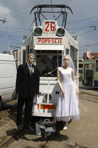 Un tramvai numit Popescu