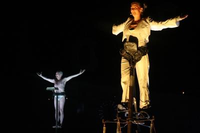 Il Corso (Aktion Theater Pan.Optikum, Germania)