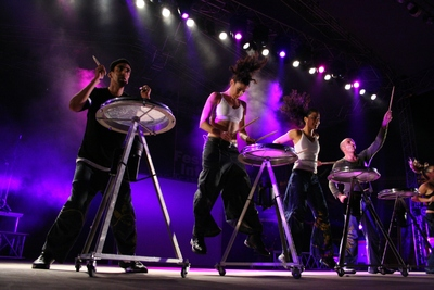 Rhythm in Motion (Sheketak, Israel)