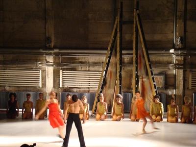 Spectacolul ''Medeea''. Festivalul de Balet Contemporan ''ACUM BALET''