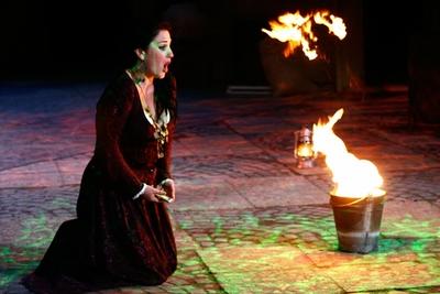 Spectacolul de opera - Tragedia lui Carmen de Bizet