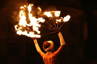 La Salamandre - spectacol Rève. Festivalul International de Circ