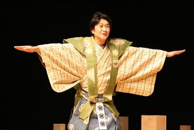 Spectacol Yorozu Kyogen. Invitat Special in cadrul Festivalului Teatrelor Europene
