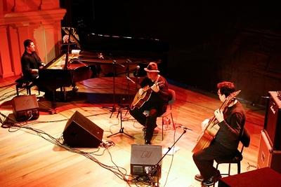 Concert FRANK GAMBALE ''NATURAL HIGH'' TRIO featuring ALAN CARON & OTMARO RUIZ