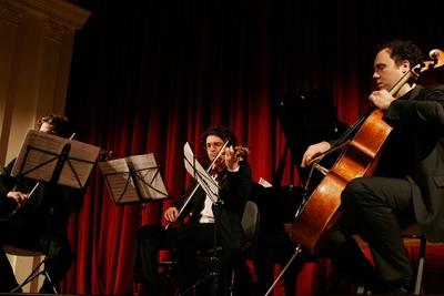 Concert ''Muzica de camera a la carte''. Festivalul de Muzica de Camera SoNoRo