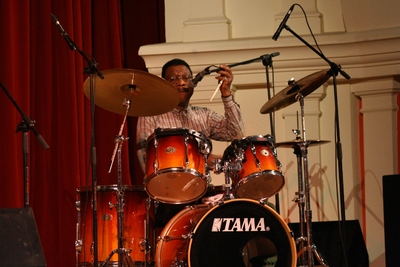 Janice Harrington Trio in concert