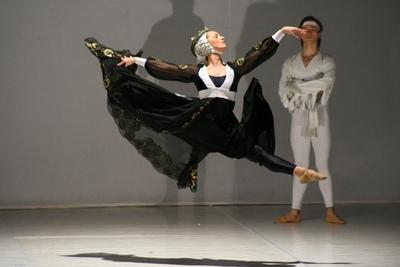 Parcele, Baletul din Gyor