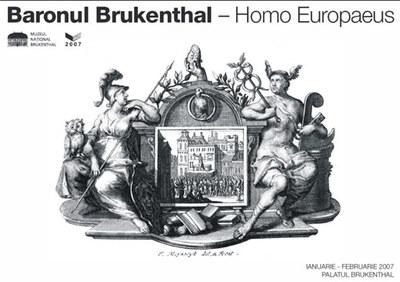 Expozitia Baronul Brukenthal, Homo Europaeus
