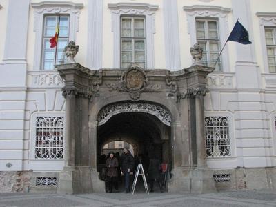 Muzeul National Brukenthal -190 de ani de la inaugurarea sa ca institutie publica