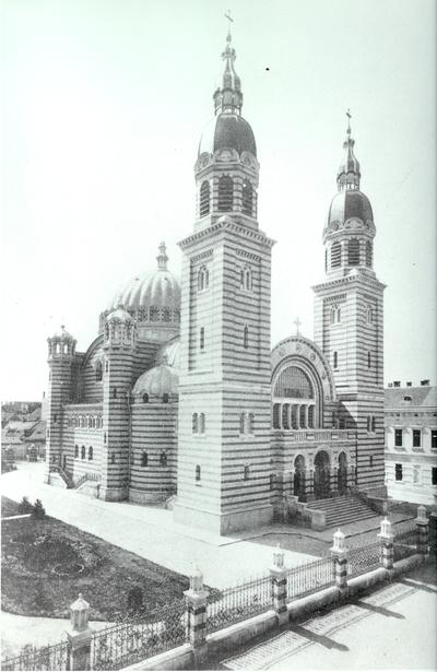 Catedrala Mitropolitana din Sibiu, cu hramul Sfanta Treime