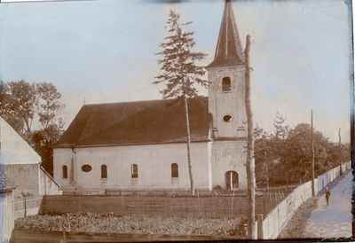 Biserica gr.-or. rom. din Sibiu, suburbiul inferior