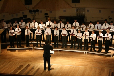 Concert ''Boys Choir from Tiffin School London''. Festivalul International al Artei Lirice, editia a VI-a