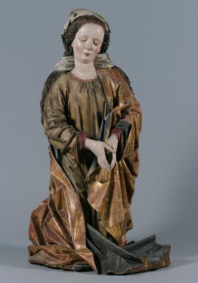 Maria einer Anbetungsgruppe