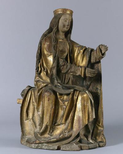Sitzende Maria