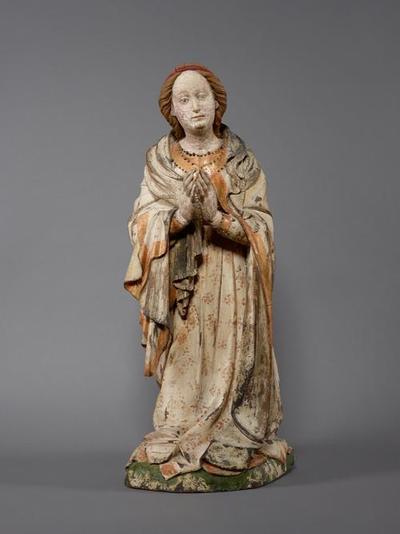 Kniende Maria