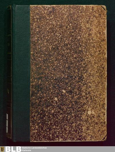 Die Handschriften der Fürstlich-Fürstenbergischen Hofbibliothek zu Donaueschingen