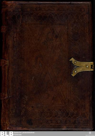 Sammelhandschrift - St. Peter pap. 34