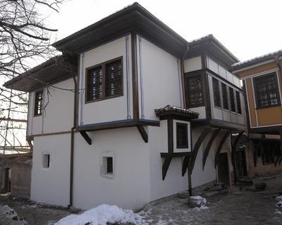 Къщата на Касандра Баятова