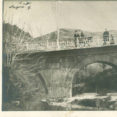 Çankırıkapı Köprüsü