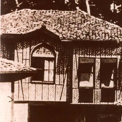 Cumhurbaşkanlığı Köşkü Bahçesi İçerisinde Yer Alan Atatürk Köşkü