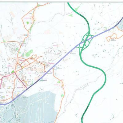 Ankara şehir haritası