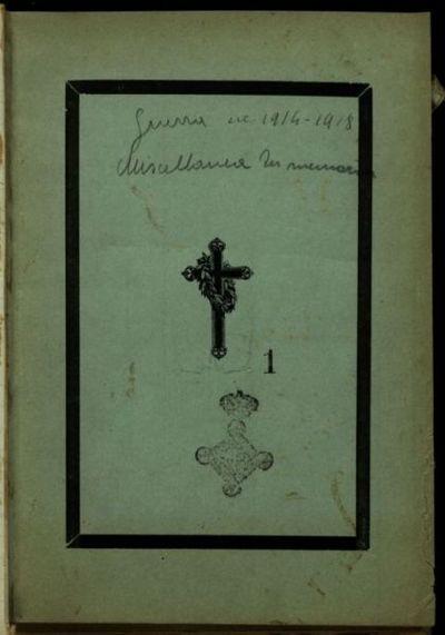 In memoria del sottotenente avvocato Luigi del Lupo  : nel trigesimo della sua morte, 19 novembre 1918