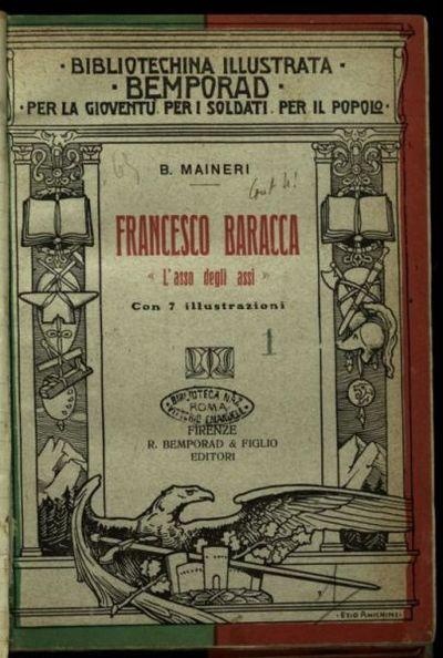 Francesco Baracca  / B. Maineri