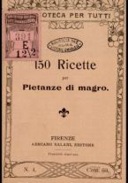 150 ricette per pietanze di magro