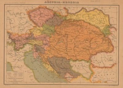 Austria-Hungria / Julio Gaspar [Ferreira da Costa].