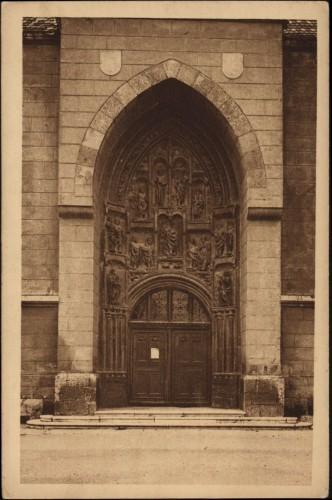 Južni portal Sv. Marka.