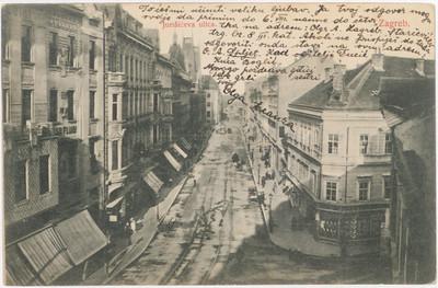 Jurišićeva ulica : Zagreb.
