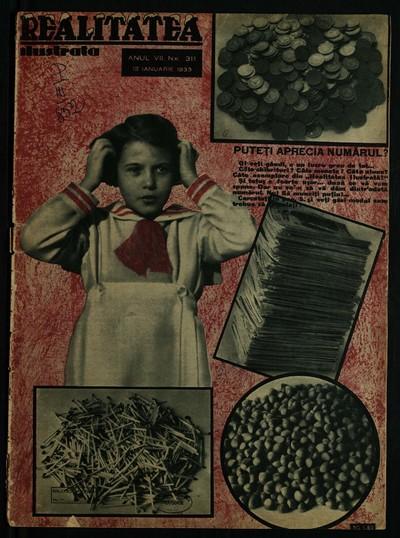 Realitatea ilustrată. 1933, Anul 7, nr. 311, 312, 318, 319, 337