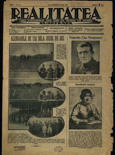 Realitatea ilustrată. 1927, Anul 1, nr.17, 21, 24, 25, 33-48
